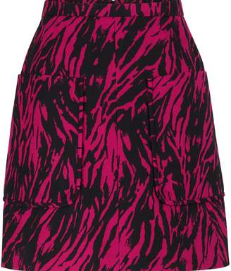 N°21 N 21 Printed short skirt