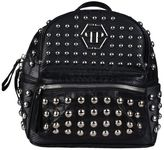 Philipp Plein Studded Logo Backpack
