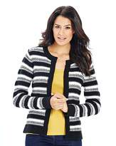 Fashion World Textured Cardigan