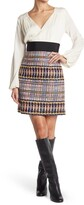 Thumbnail for your product : Milly Sparkle Tweed Skirt Dress