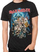 Global Iron Maiden Men's Best Of The Beast T-shirt