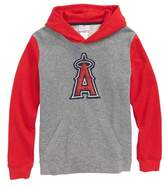Majestic MLB New Beginnings - Anaheim Angels Pullover Hoodie