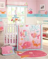 Carter's Sea 4-Pc. Crib Bedding Set