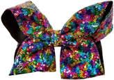 Impulse JoJo Siwa Large Signature Hair Bow Multi Color w/Sequins