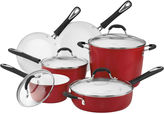 Cuisinart Elements 10-pc. Ceramic Cookware Set
