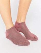 Falke Karkade Shiny Sneaker Sock