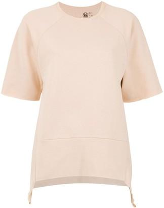 OSKLEN Eco Unequal blouse