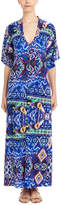 T-Bags LosAngeles tbagslosangeles Los Angeles Printed Maxi Dress