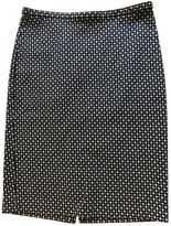 agnès b. Black Wool Skirt for Women