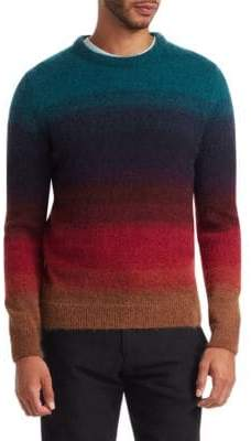 Paul Smith Striped Ombre Sweater