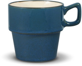 Mikasa Alpine Blue Stackable Mug