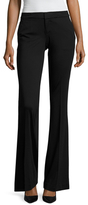 Haute Hippie Solid Flared Pant