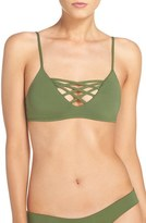 L-Space Women's L Space Jaime Bikini Top