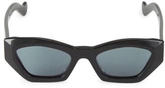 Loewe 50MM Angular Cat Eye Sunglasses