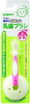 Pigeon baby teeth brush Lesson 1 Pink