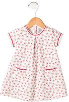 Petit Bateau Girls' Floral Print Dress w/ Tags
