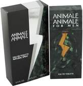 Perry Ellis Animale Animale By Animale Parfums For Men. Eau De Toilette Spray 3.4 Ounces