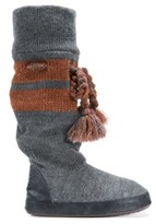 Muk Luks Women's Angie Boot Slipper