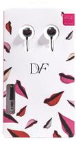 Diane Von Furstenberg Lips in-ear headphones