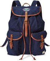 Ralph Lauren Wimbledon Canvas Backpack