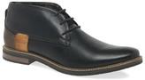 Bugatti Black 'board' Casual Boots