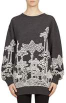 Chloé Dreamscape Wool Sweatshirt