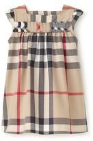 Burberry Infant Girls' Dalila Check Dress - Sizes 9-24 Months