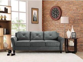 """Winston Porter Liston 78.8"""" Flared Arm Sofa"""