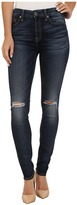 7 For All Mankind Mid-Rise Skinny in Marie Vintage Blue 2