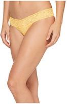 Hanky Panky Petite Signature Lace Low Rise Thong Women's Underwear