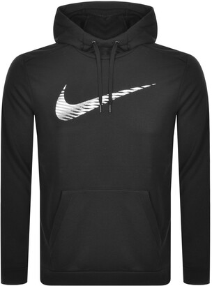 Nike Training Dri Fit Swoosh Hoodie Black
