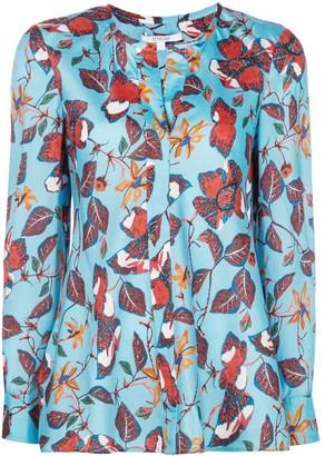 Derek Lam 10 Crosby floral print blouse