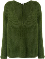 Closed classic pull-over sweater - women - Nylon/Wool/Alpaca - M