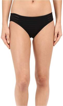 Jets Women's Parallels Hipster Pant Bikini Bottom