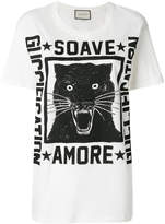 Soave Amore Guccification print T