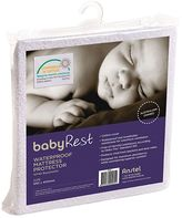 babyRest Waterproof Mattress Protector, 40 x 65cm