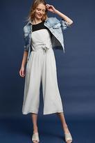 Greylin Lenny Silk Jumpsuit