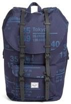 Herschel Men's 'Little America' Backpack - Blue