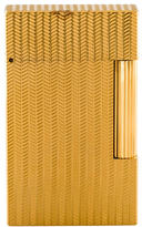 S.t. Dupont Gold-Plated Lighter