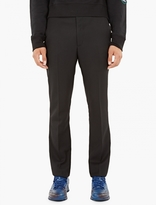 Raf Simons Black Slightly Flared Trousers