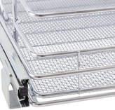 Household Essentials GLIDEZ 1.5-Tier Undersink Caddy Sliding Organizer