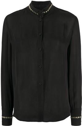 Giorgio Armani Pre-Owned 1990s Stud Detailing Shirt