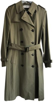 Closed Green Viscose Coats