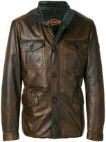 Tod's pocket detail jacket