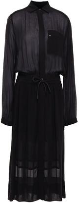Rag & Bone Georgette Midi Dress