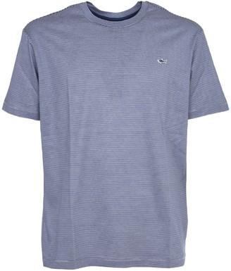 Paul & Shark Paul&Shark White And Blue Striped T-shirt