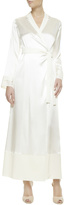 Silk Essence Long Robe