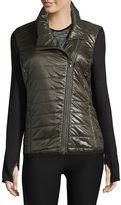 Xersion Mixed Puffer Jacket- Talls