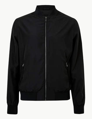 Limited EditionMarks and Spencer Bomber Jacket with Stormwear