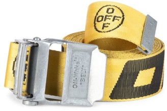 Off-White 2.0 Industrial Logo Belt